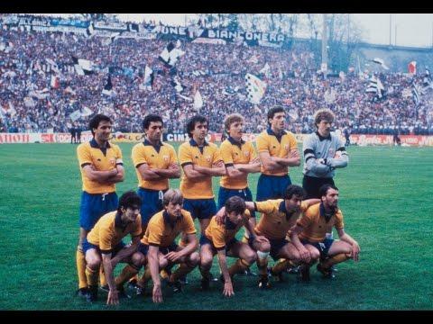 JUVENTUS - PORTO 2 - 1 (1984 Coppa delle Coppe- Cup winners cup's)