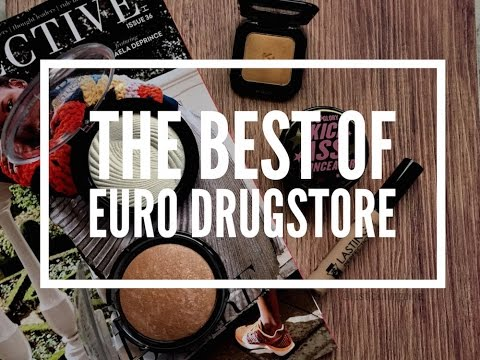 HAUL!! The Best of Euro Drugstore... Kiko.. Collection.. Biguine
