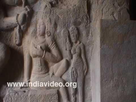 Cave 29 at Ellora in Maharashtra