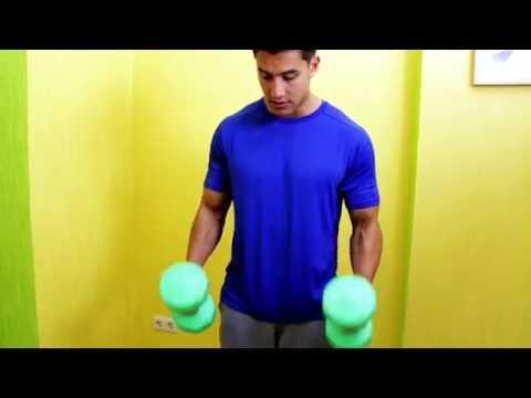Cara Membentuk Otot Biceps dalam 5 Menit