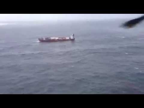 Russian bulk carrier vessel adrift off Haida Gwaii