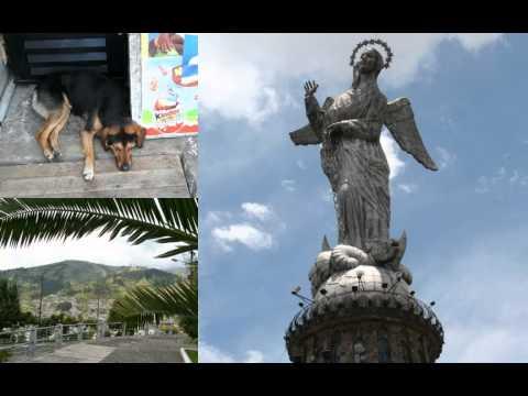 A taste of Quito, Ecuador