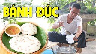 Ông Thọ Làm Bánh Đúc Lạc Ngon Bùi Dân Dã, Gợi Nhớ Tuổi Thơ | Plain Rice Flan