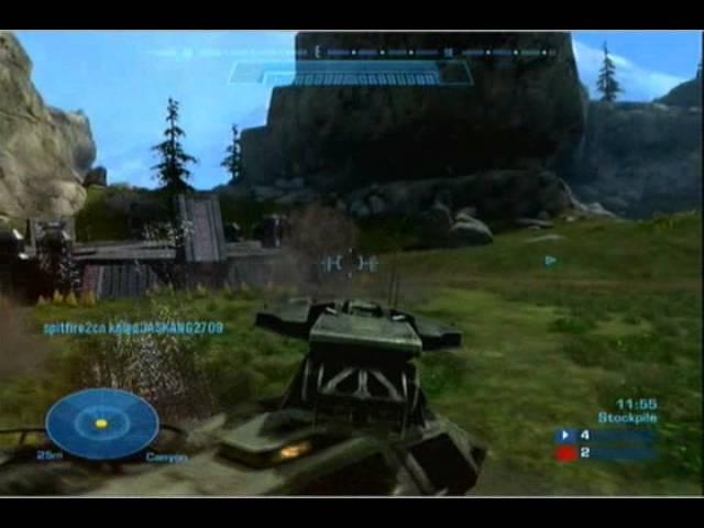 Halo Reach | Alpha Recon 13 | Tank Ownage