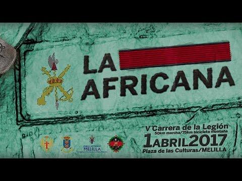 CARRERA LA AFRICANA V 2017.