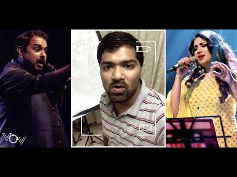 Uruguthey Maruguthey | Veyil | Venkat | 1 Take Cover | Shankar Mahadevan | Shreya Ghoshal