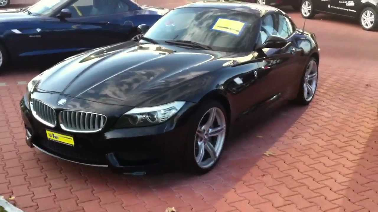 Bmw Z4 Xdrive Youtube