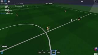 Roblox MPS - Henchh vs ASR - Midfielder Highlights