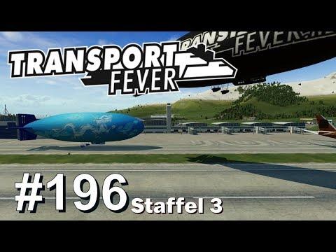 Transport Fever S3/#196: Die Zeppeline kommen [Let's Play][Gameplay][German][Deutsch
