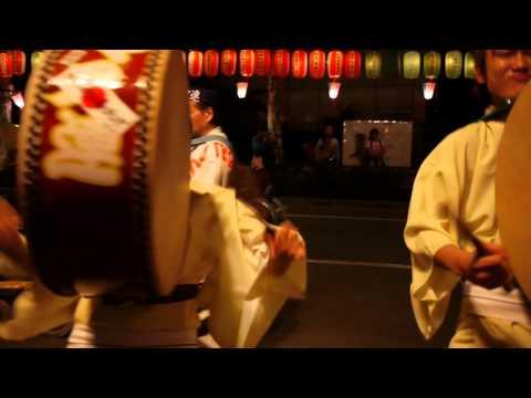 Itabashi-ku Matsuri drummers