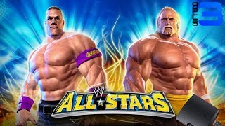 WWE All Stars - TEST 3 (Playable)