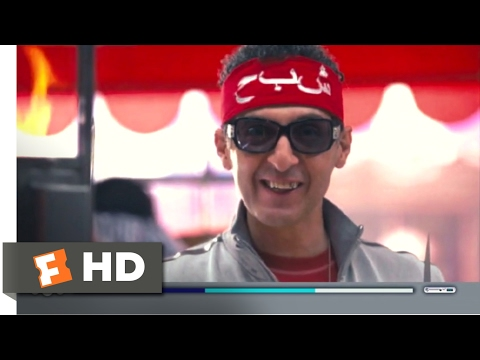 You Don't Mess With the Zohan (2008) - Phantom Muchentuchen Scene (6/10) | Movieclips