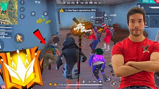 28 KILLS EN ESCUADRA CON EL CLAN GAME OVER ÉPICO!!! //CLASIFICATORIA FREE FIRE