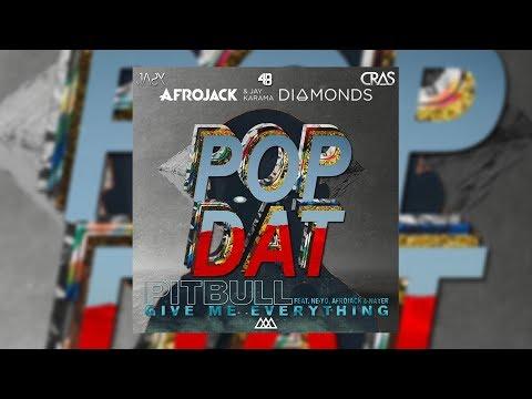 |600|Diamonds vs PDF vs Give Me Everything vs Jefe (Afrojack Tomorrowland Mhp 17) [Cras & Jasx Rmk]