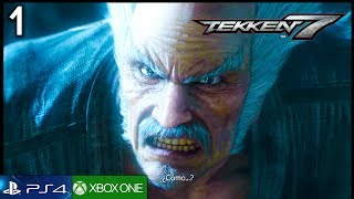 TEKKEN 7 Gameplay Español Parte 1 (PS4 PRO) Modo Historia | Walkthrough HD 1080p 60FPS