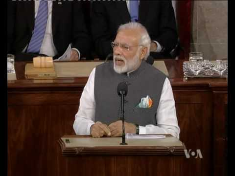 A strong India-U.S. partnership can anchor peace, prosperity and stability across the globe: PM