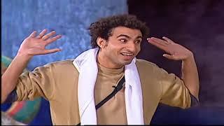 اشرف عبد الباقي يقلد الفنان \