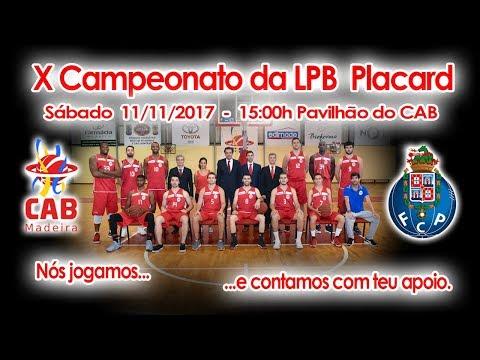 CAB vs FC PORTO - 11/11/2017 - 15:00h