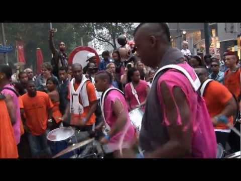 The Battle of the Drums - Zomer Carnaval 2012 Rotterdam (HD)