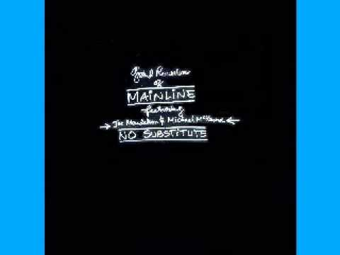 Mainline & Joe Mendelson & Michael McKenna - No Substitute - 1973 - Dictator - DIMITRIS LESINI BLUES
