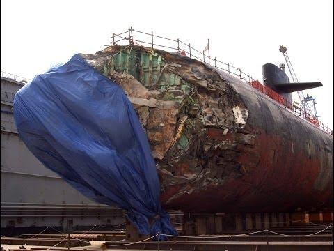 World's Worst Submarine Disaster | Kursk | Inviting ...