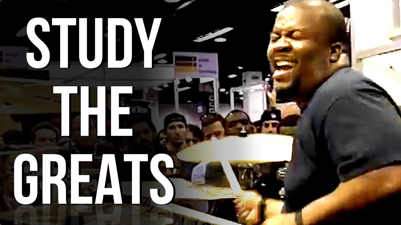 Download Chris Coleman Linear Triplets | STUDY THE GREATS