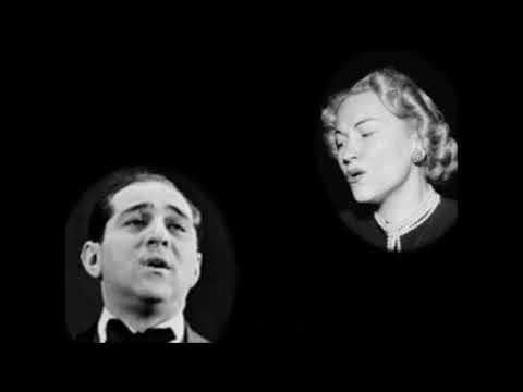"""Robert Merrill & Dorothy Kirsten """"Final-Duet"""" Thais"""