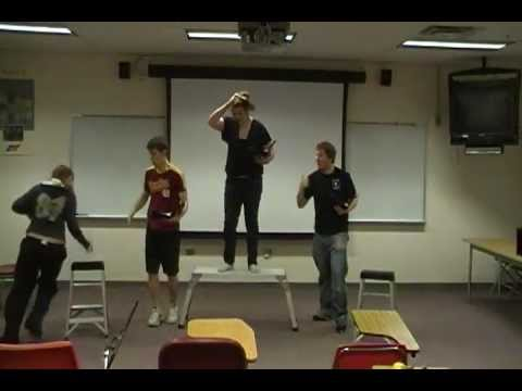 """Harper College Readers Theatre 2009 """"This one time At..."""""""
