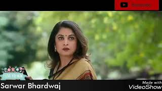 A song for ''Maa'' very emotional song ever