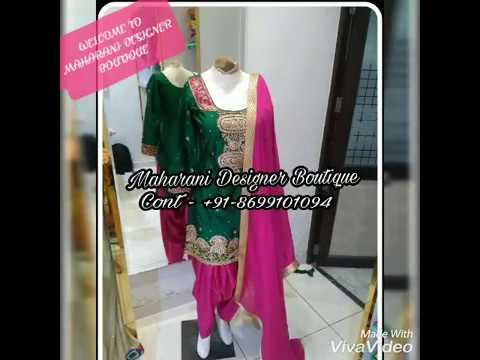 Designer Boutiques in Jammu & Kashmir | Maharani Designer Boutique