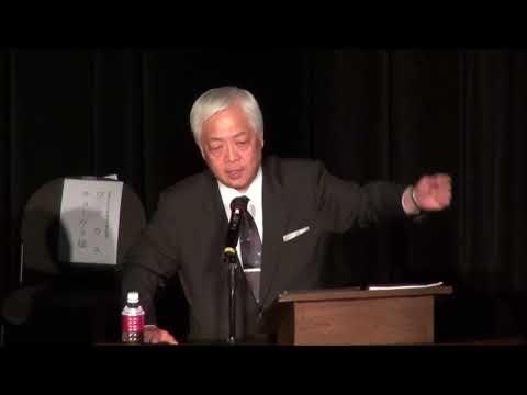 国際政治学者 藤井厳喜 氏講演~マスコミが伝えない中東情勢と今後の日本外交~  早稲田大学國策研究会