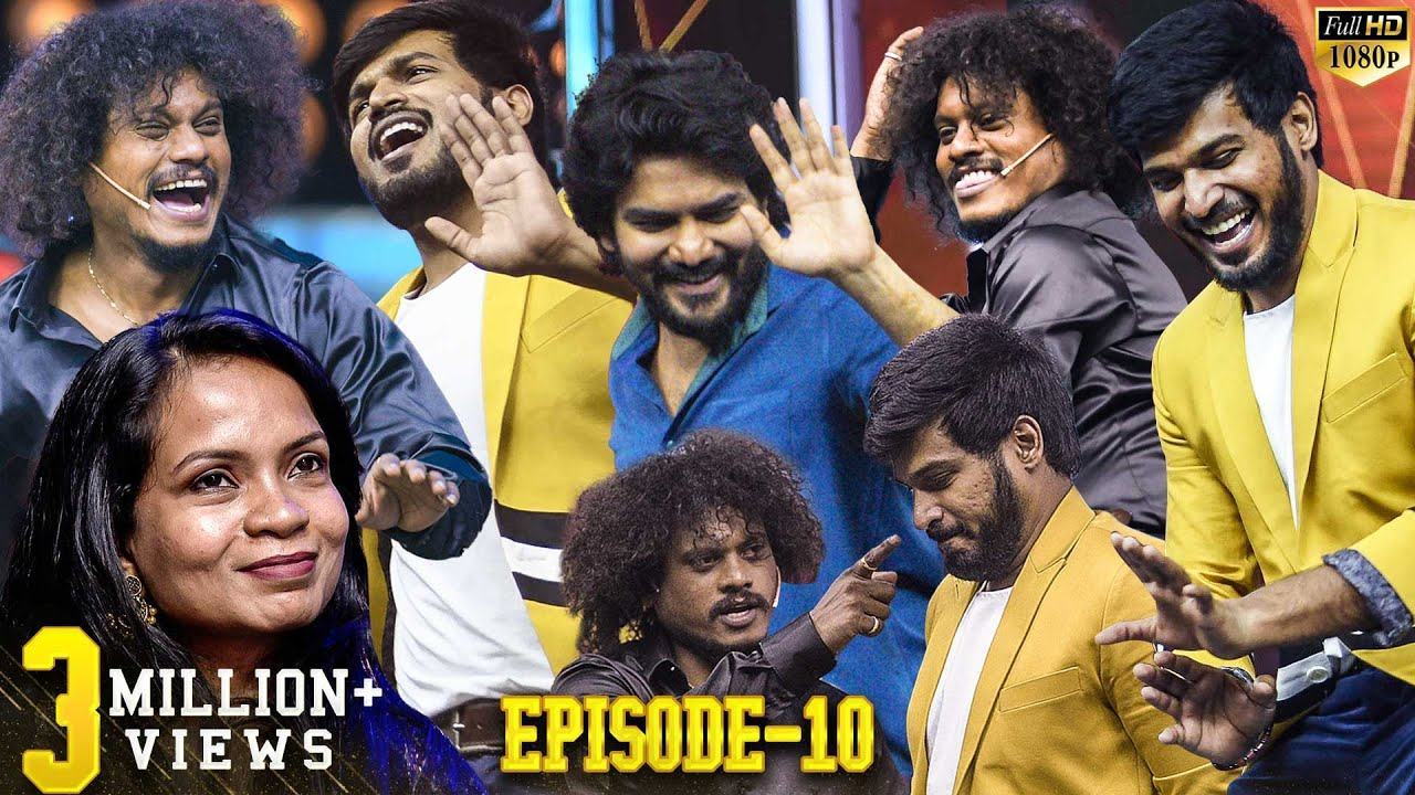 Download OMG😱Rakshan gets Emotional about his Wife😭1st Ever LIVE Romance🥰Kavin,Pugazh Local Kuthu Dance