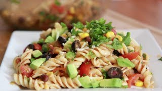 Taco Pasta Salad Recipe - Light & Delicious!