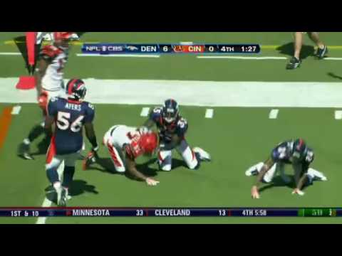 "Denver Broncos - Cincinnati Bengals - ""The Improbable Win"" [09/13/2009] Highlights"