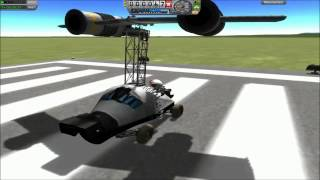 Kerbal Space Program Fails and Funny Stuff