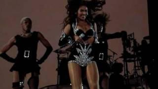 Beyoncé Live Odyssey Arena,  Belfast 31-5-09 Mix Of Songs Part ii
