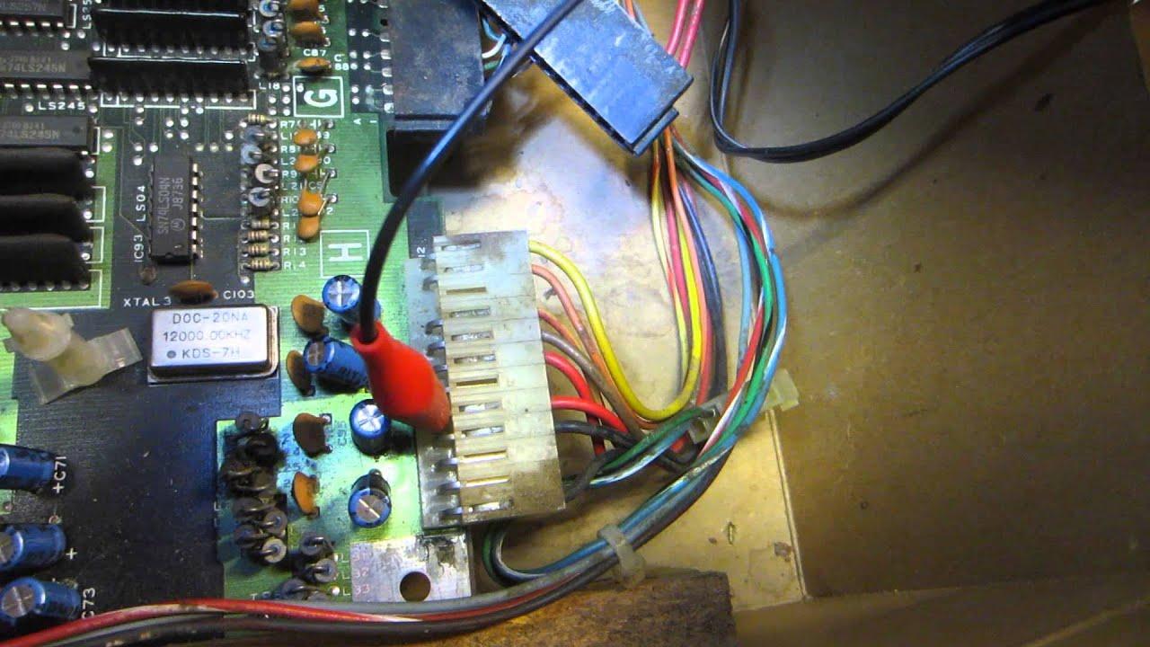 arcade wiring diagram free printable wiring diagrams