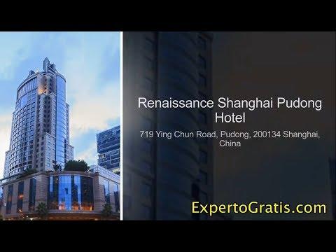 Renaissance Shanghai Pudong Hotel, Shanghai, China - 5 star hotel