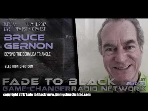 Ep. 686 FADE to BLACK Jimmy Church w/ Clyde Lewis : GZ Simulcast UFO Door Bermuda Triangle