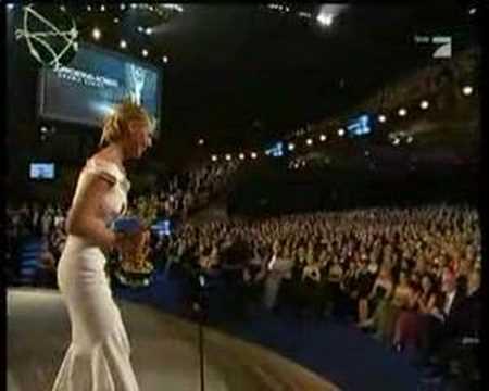 Emmy 2007 Katherine Heigl  Uncensored, Unedited