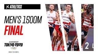 Men's 1500M - Athletics | FINAL Highlights
