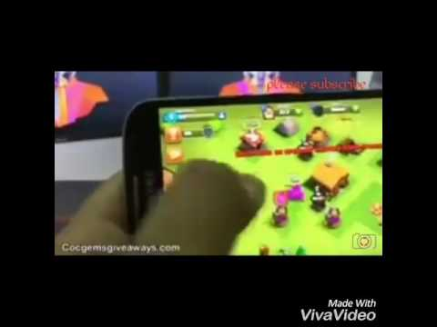 HOW TO GET CLASH OF CLANS GEMS 1000% GUARANTEE IT WORKS