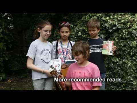 Kids book reviews (by kids)