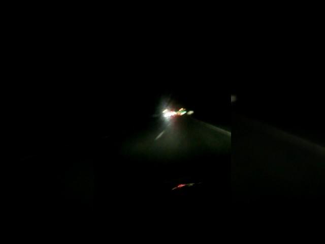 La ruta a la noche(la Costa Argentina)