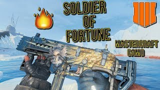 SOLDIER OF FORTUNE MASTERCRAFT CAMO!! (BO4 MX9 SIGNATURE WEAPON)