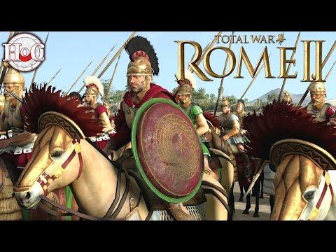 Pergamon? - Total War Rome 2 Online Battle Video 376