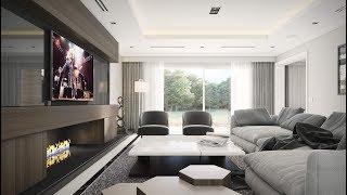 DD House Tour 360 Living - Saint Thomas Luxury House