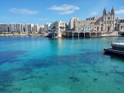 St Julian's, Malta trip,  May 2015