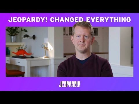 KEN JENNINGS: 'JEOPARDY! CHANGED EVERYTHING' | J!Effect