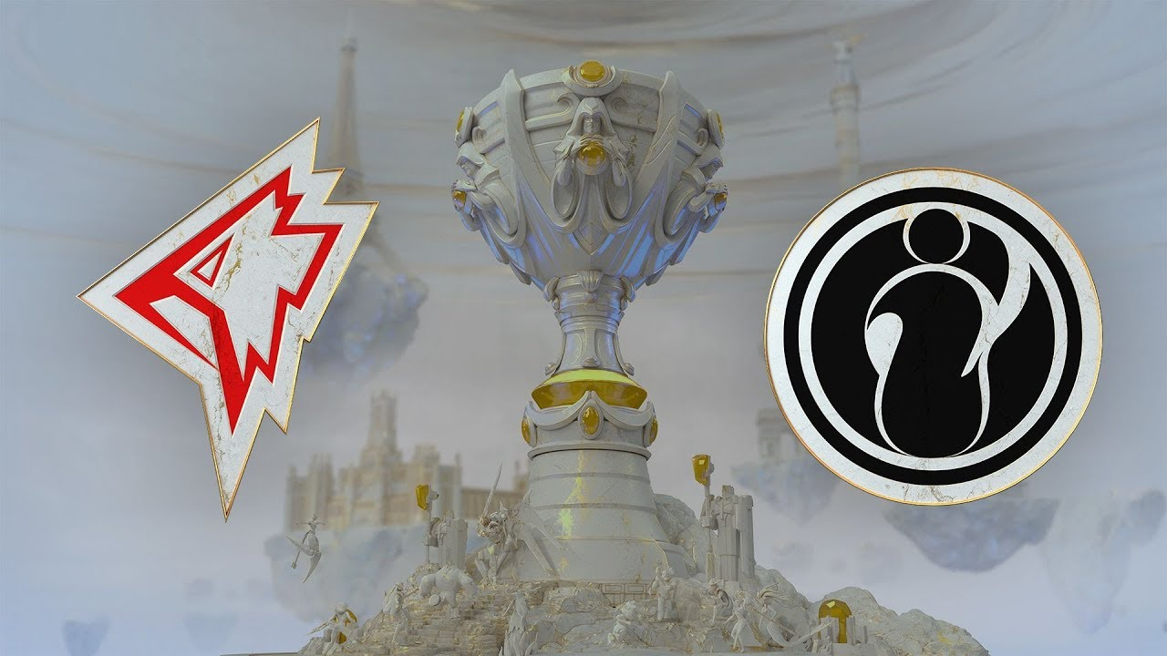 GRIFFIN ( GRF ) vs Invictus Gaming ( IG ) 2. Maç | Worlds 2019 Çeyrek Final